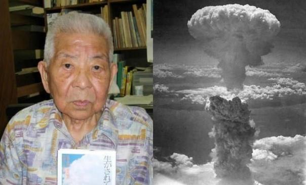 Японец, сумевший пережить подряд две атомные бомбардировки. Японец Цутому Ямагути 6 августа 1945 был среди тех людей, которые в самый момент бомбардировки находились в городе Хиросима. Проведя