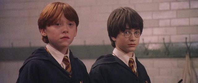 Гарри Поттер и философский камень Harry Potter and the Sorcerer's Stone 2001