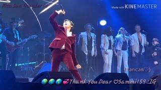 New!!! Dìmash Kudaibergen-Barclays Center New York/Full  {fancam} ♡Thank You Dear Sammì♡