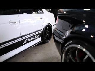 Aloha Tower Show   Team BMW Hawaii feat. Team Hyundai Hawaii & Nikki Jaded feat. FpD
