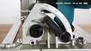 Makita DHS900 Twin 18v Brushless AWS 235mm Circular Saw