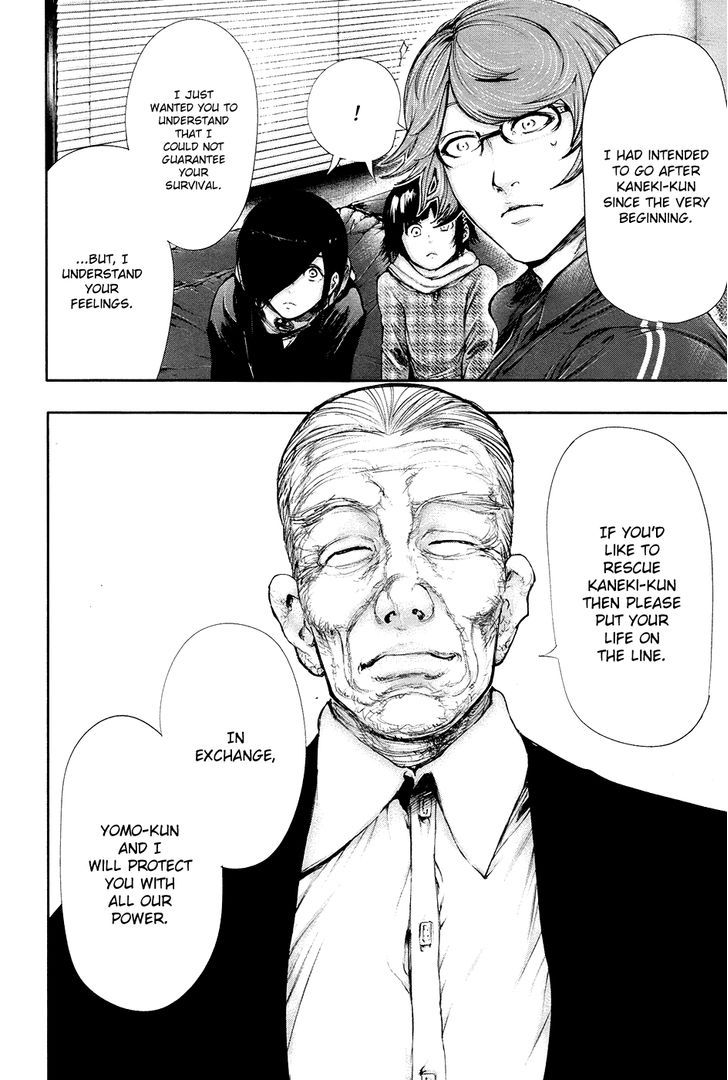 Tokyo Ghoul, Vol.7 Chapter 59 Closed, image #8