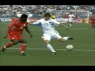 Россия 2-0 Тунис / 2002 FIFA World Cup / Russia vs Tunisia