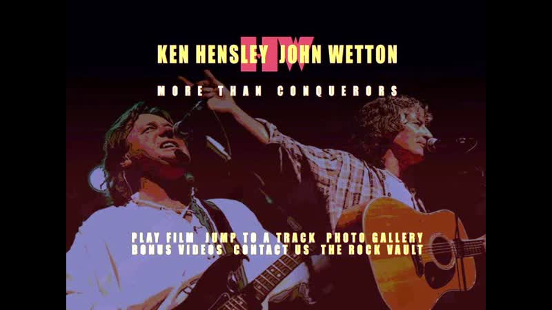 Ken Hensley And John Wetton More Than Conguerors Recorded At The London Forum December 8 2001 84 1080p