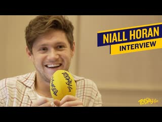 Niall Horan chats about his celtic bromance with Lewis Capaldi  RUS SUB