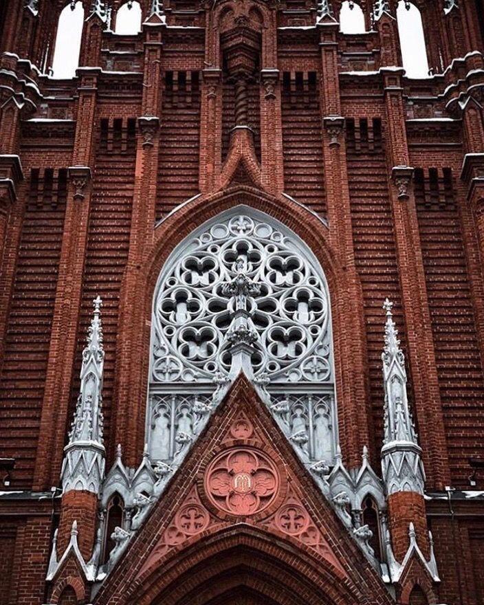 Московская неоготика