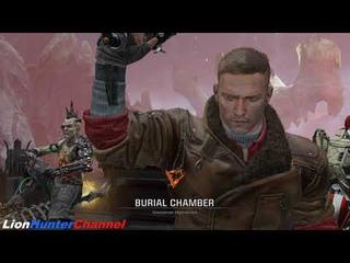Quake Champions - КОМАНДНЫЙ БОЙ - BURIAL CHAMPER [B.J. BLAZKOWICZ]