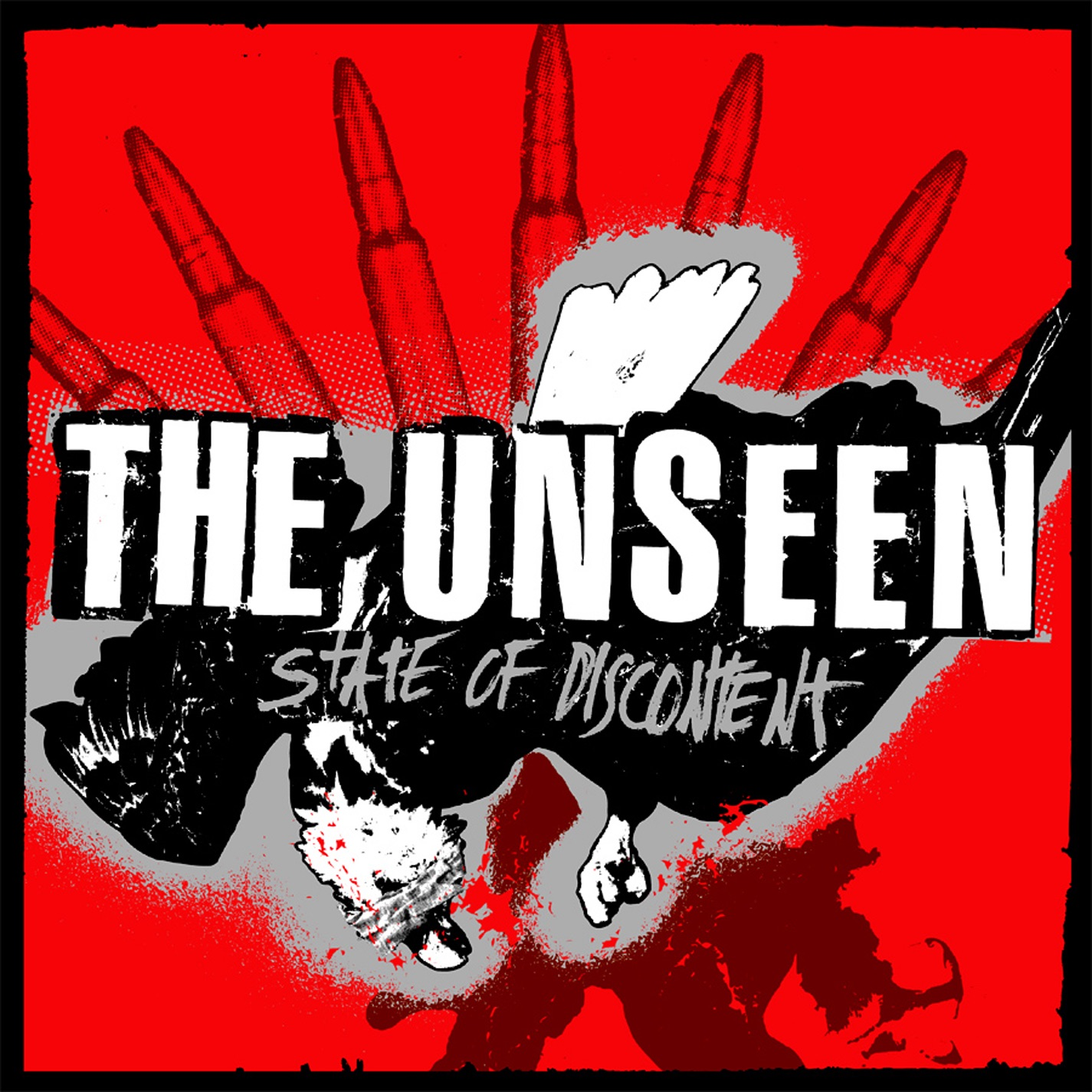 The Unseen album State of Discontent