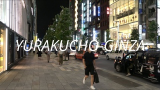 【4K】Walking around Yurakucho& Ginza Tokyo on Sep 2020 有楽町 銀座 コリドー街