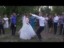 Марийский танец отца и сына на свадьбе