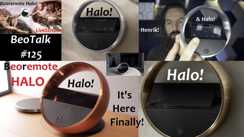 BeoTalk 125 The B O Beoremote Halo Episode It's finally Here What does it DO and Control More