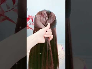 Girlhairstyle The Most famous stylehair video for girl /48