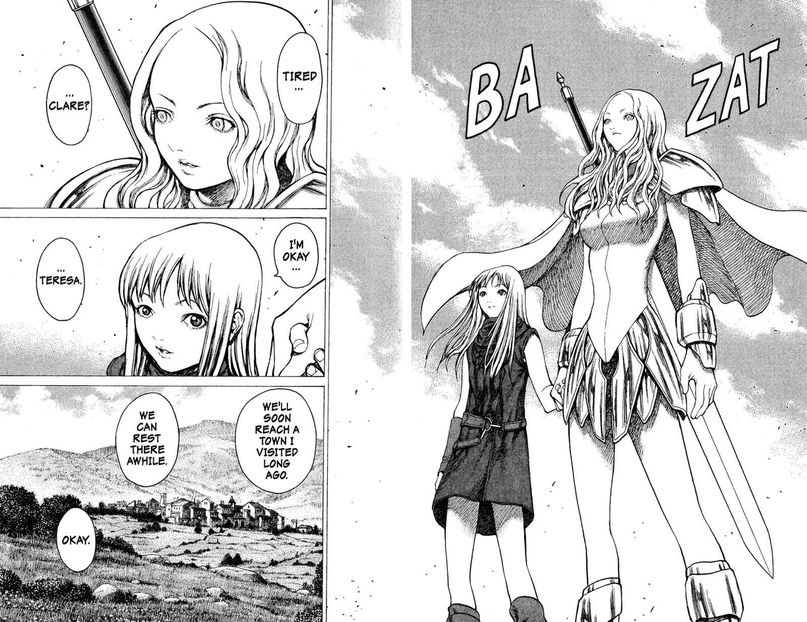 Claymore, Chapter 18, image #29