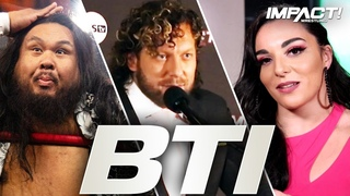 Kenny Omega, Deonna Purrazzo, Rebellion Preview & more! BTI April 22, 2021 | Before The IMPACT!