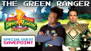 """""""THE GREEN RANGER"""" JASON DAVID FRANK morphs into action! — Special Guest Savepoint"""