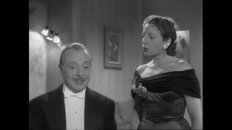 Тринадцать за столом Treize à table 1955 режиссер Андре Юнебель Субтитры