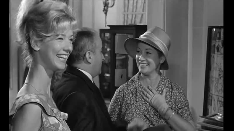 Счастливчики 1963 Луи де Фюнес