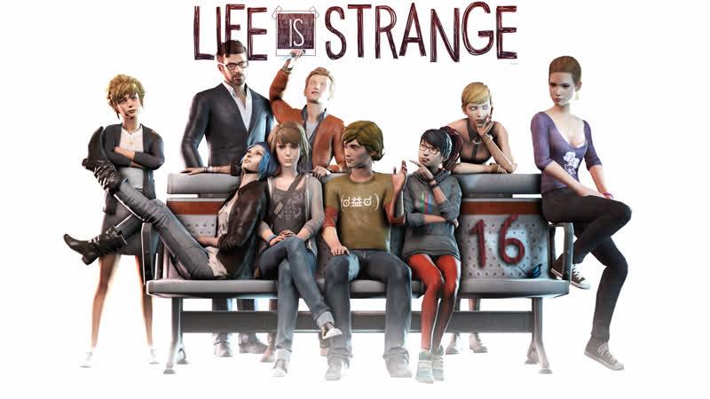 Life is strange Жизнь которой не было ч 16