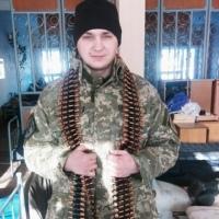 Фотография страницы Юры Мартынюка ВКонтакте