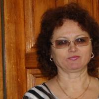 Фотография страницы Любови Прониной ВКонтакте