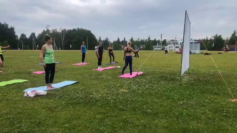 PortDeBras Pilates с Евгенией Артамоновой