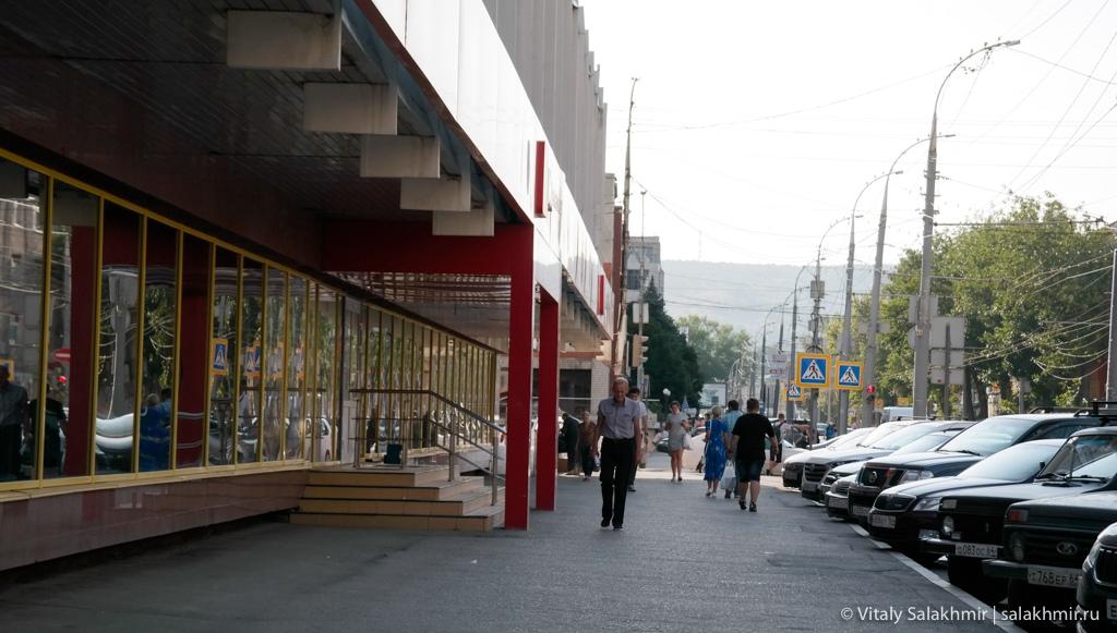 Прогулки по центру Саратова, путешествия 2020