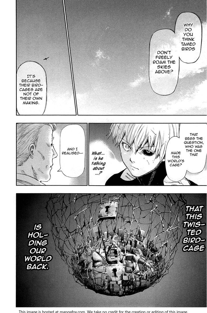 Tokyo Ghoul, Vol.10 Chapter 99 Unknown, image #4