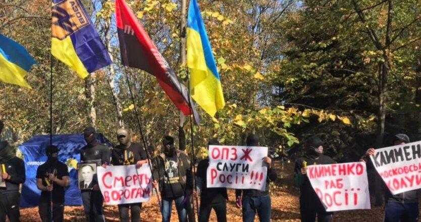 Соратники Медведчука потерпели крах с «радикальной» постановкой в Славянске