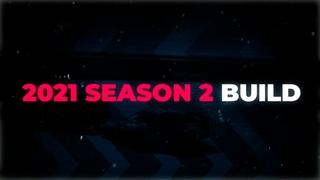 iRacing Season 2 2021 Build Update