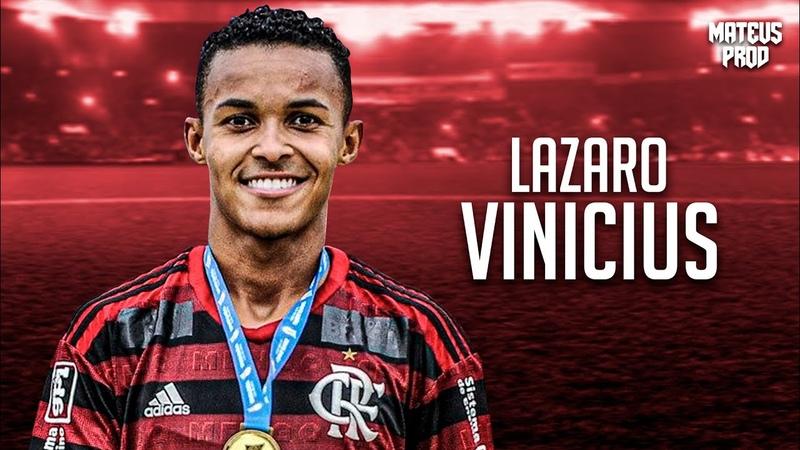 Lázaro Vinícius ► Best Skills Goals Assists 2020 21 HD