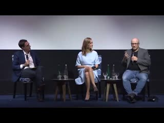 » Интервью: ROOM - BAFTA QA - Starring Brie Larson In Her Academy Award-Winning Performance