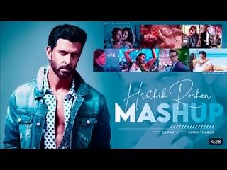 Hritik Roshan Mashup 2020 Dj Parth @Sunix Thakor Dj Redoan Remix Holic Records Full HD 1080p