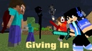 ♪ Giving In Heroes Series Minecraft Animation Music Video 7 Season 1 ♪