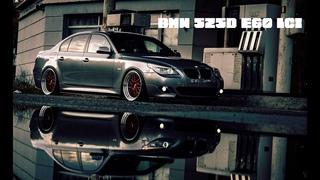BMW 525D e60 LCI (Travis Scott  (HVME) - Goosebumps (DZYZ REMIX))