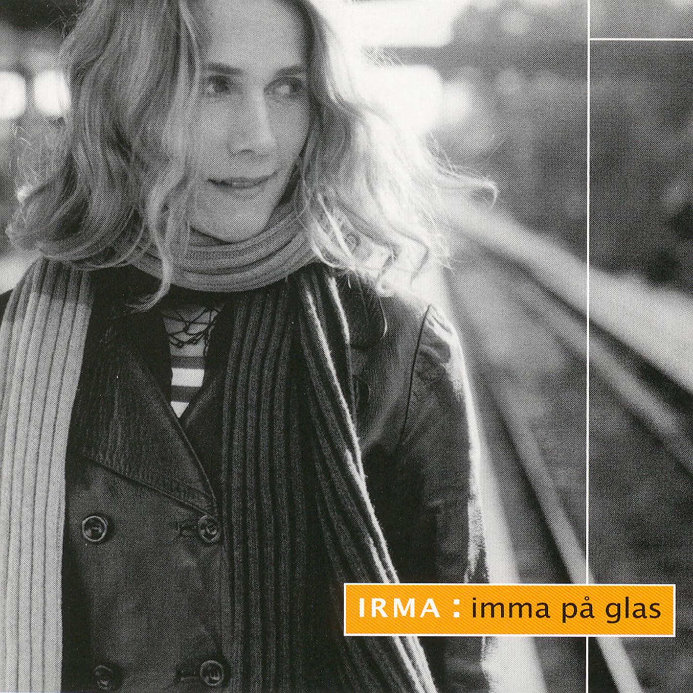Irma album Imma på glas