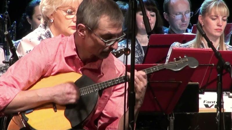 Khachaturian Violin Concerto III Finale Cherepovets RFO Serge Boganov Galina Perevoznikova