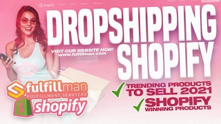 Dropshipping Shopify   Shopify Winning Products   Trending Products To Sell 2021