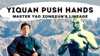 Yiquan Push Hands #yiquan #dachengquan #yaozongxun