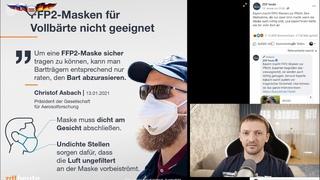 Что там у немцев? Новые маски в Баварии и особые права для привитых [Голос Германии]