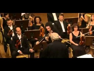 Niccolò Paganini Violin Concerto No 1 D major Nemanja Radulaovic Rtve W Weller