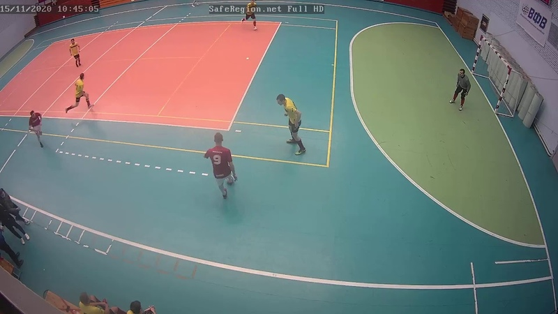 Константин Батраков MATRIX FC Сапсан
