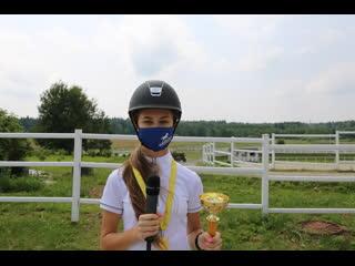 Кристина Бакланова - о победе и инструментах для добычи золота