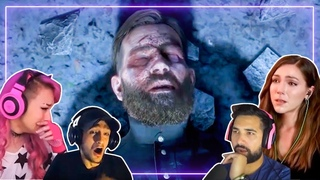 Gamers REACT to the SADDEST scene in Red Dead Redemption 2   Gamers React