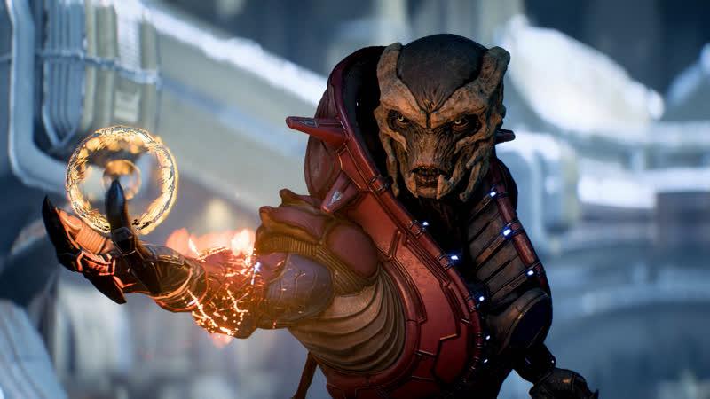 Mass Effect Andromeda часть 6
