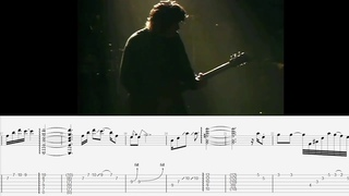 Gary Moore  ''Separate Ways'' Live INTRO 1992 TAB VIDEO