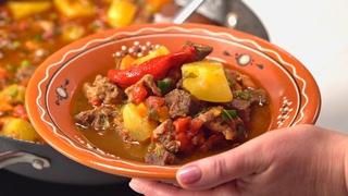 Что может быть желаннее и вкуснее? Венгерский БОГРАЧ - на костре или на плите! Рецепт Всегда Вкусно!