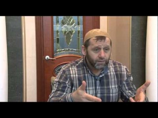Шейх Хамзат Чумаков (24-я ночь месяца Рамадан 21 июля 2014 г)