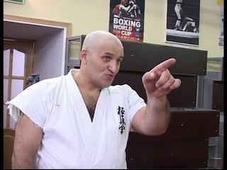 Юрий Федоришен. Мастер-класс про спортивный поединок и реальный бой. ч7